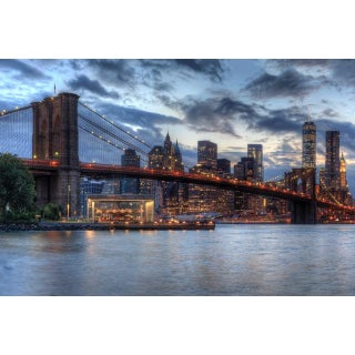 Brooklyn Bridge by Anthony Festa