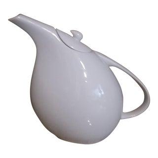 Mid-Century Modern Scherzer Bavarian China Teapot