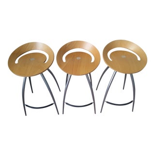 Lyra Bar Stools - Set of 3