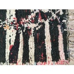 Image of Vintage Azilal Moroccan Area Rug - 3' x 7'