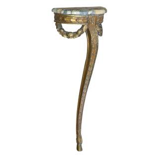 Rare Petite 19th C. Louis XV Console
