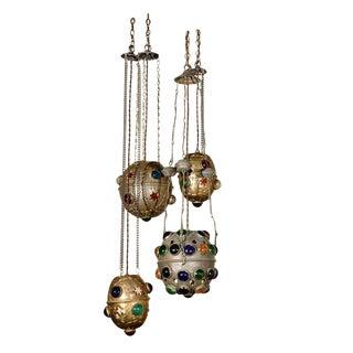 Moroccan Hanging Pendants Fixture