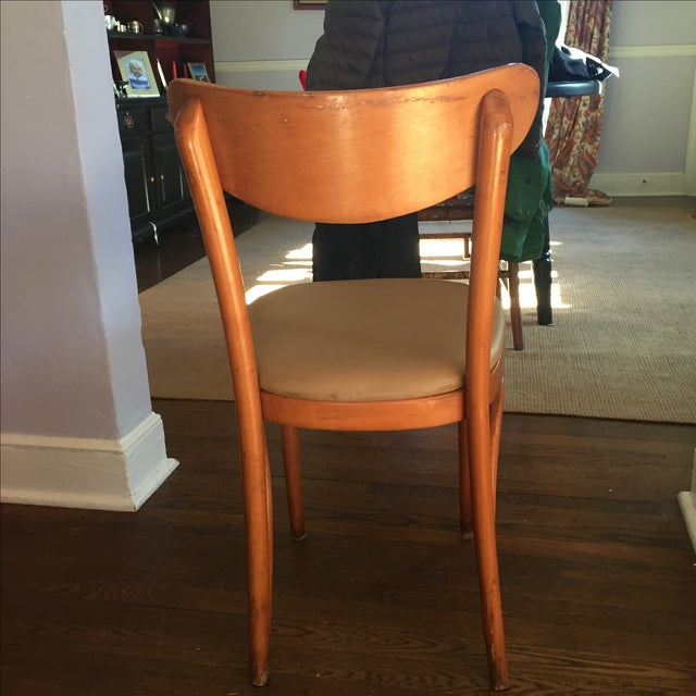 Mid Century Dining Chairs - 4 - Image 5 of 5