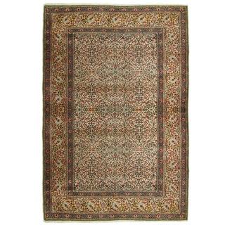 Vintage Kayseri Carpet - 3'9 X 5'7