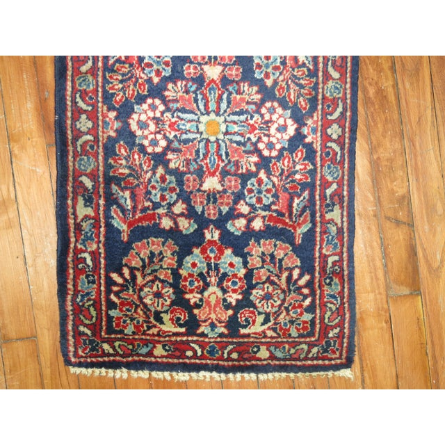 Vintage Persian Rug - 1'7'' x 2'6'' - Image 3 of 4