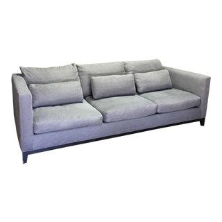 Crate & Barrel Taraval 3-Seat Sofa