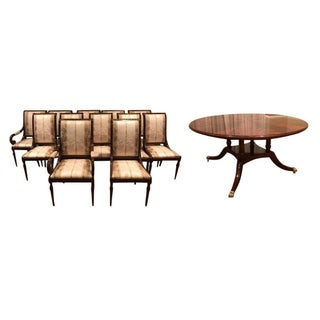 60 0 h price 10 000 was 20 000 karges mahogany round dining set