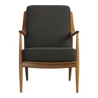 Danish Modern Model Fd-146 Lounge Chair
