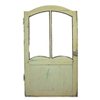 Door - Antique Petite Hand Painted Door
