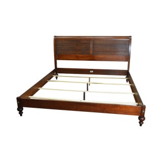 Ethan Allen British Classics King Bed