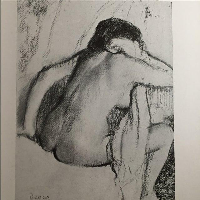 Degas by Ambrose Vollard 1937 Hardcover - Image 8 of 9