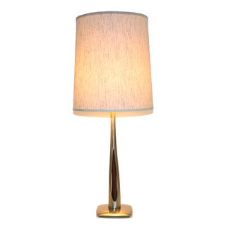 Mid-Century Modern Sculptural Lamp by Laurel
