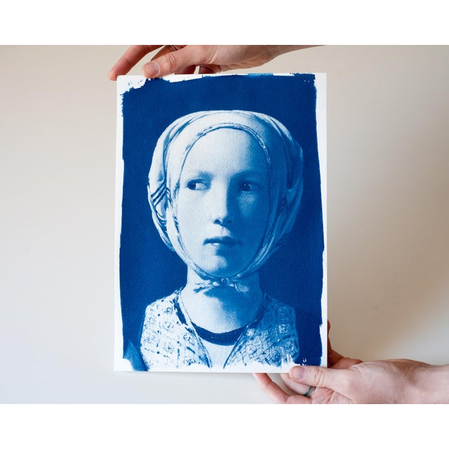 Cyanotype Prints from De La Tour - Pair - Image 5 of 8