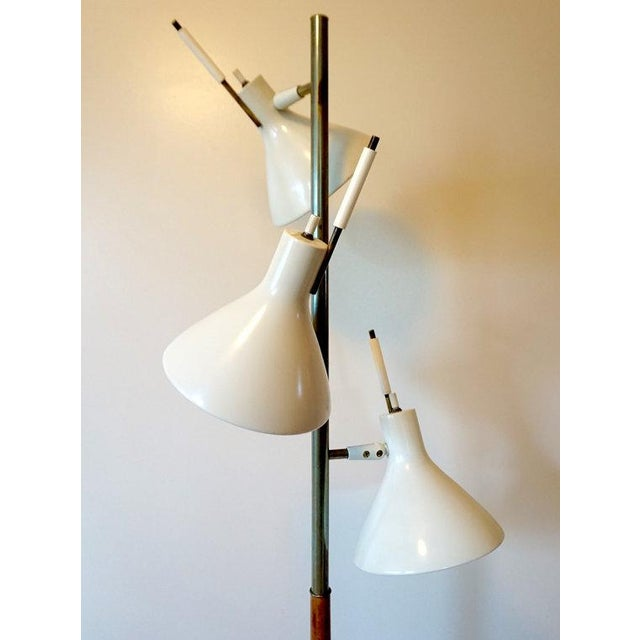 Tomas Moser for Lightolier Mid-Century Floor Lamp - Image 6 of 6