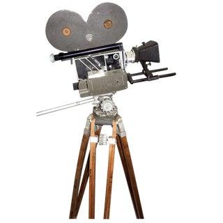 1930 Kodak Cine Motion Picture Movie Camera As Sculpture with Updates