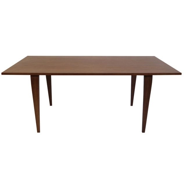 Image of Norman Cherner Dining Table