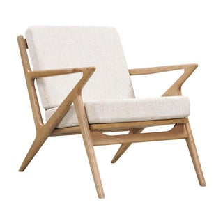 Solid Wood Zain Chair