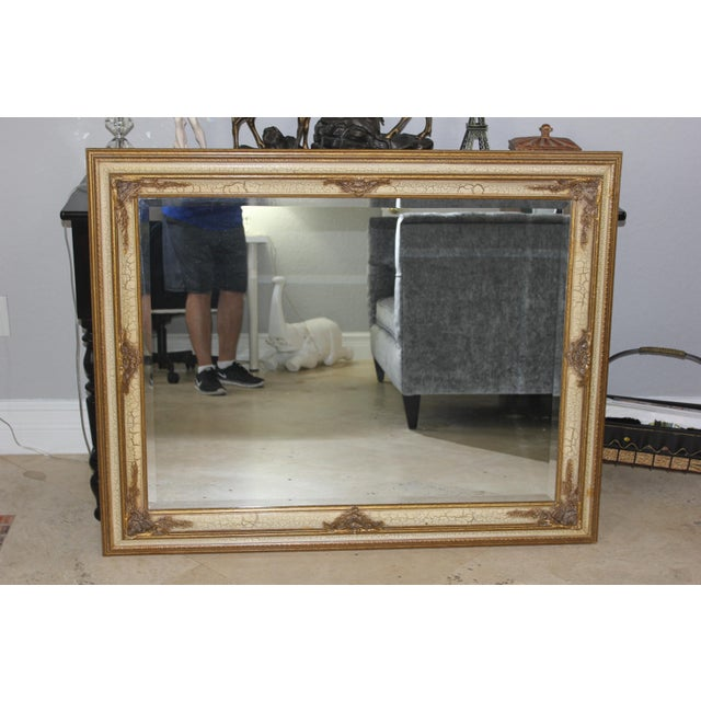 Antique FrenchCarved Gilt Mirror - Image 7 of 11