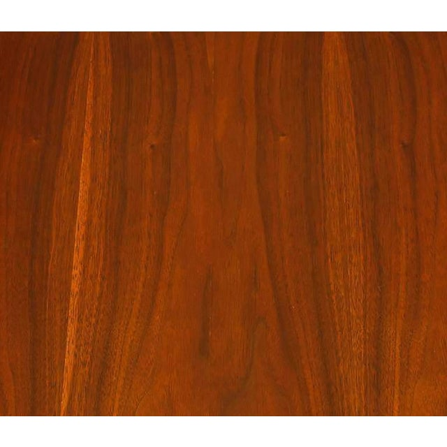 Rosewood and Walnut Parquetry Front Credenza - Image 7 of 8