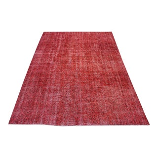 Ori̇ental Turki̇shWool Rug - 7' x 10'5""