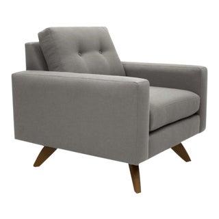 Mid-Century Modern Luna Arm Chair