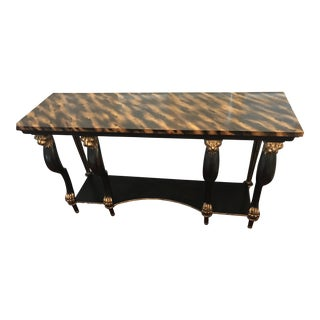 Horchow Marzano Console Table