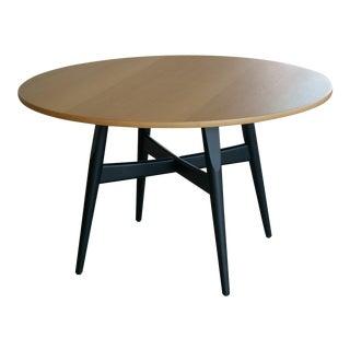 Hans Wegner Round Dining Table Model GE526 for GETAMA
