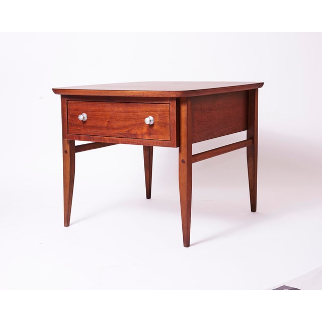 Image of Mid-Century Modern Lane Side Table