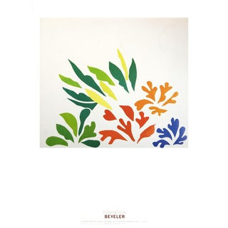Henri Matisse-Acanthes-2010 Poster