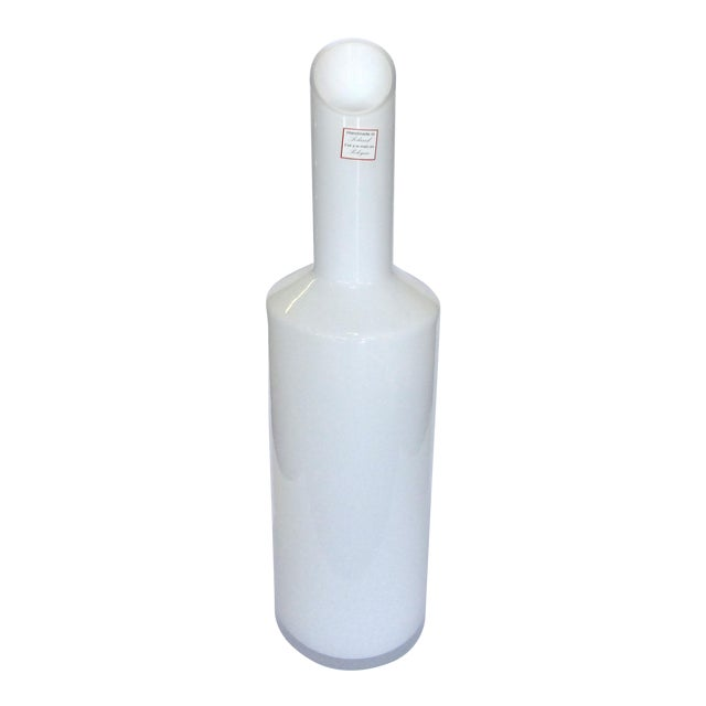 Blown Cased Glass Vessel - Image 1 of 6