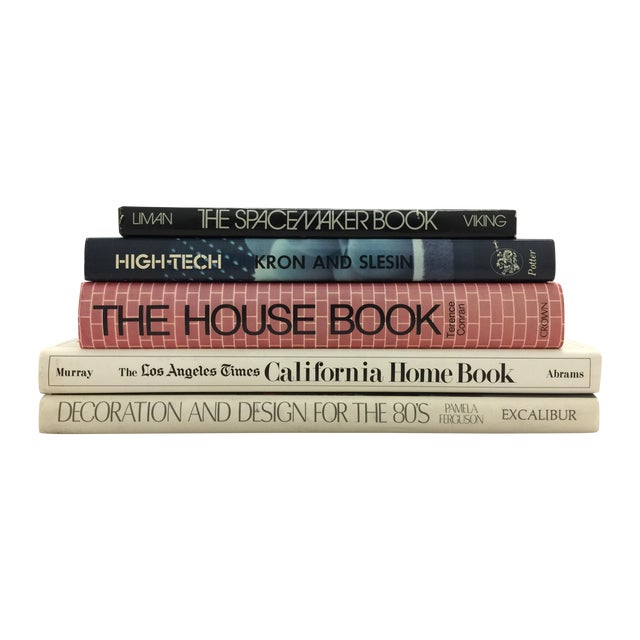 Image of Interior & Home Design Book Collection - Set of 5