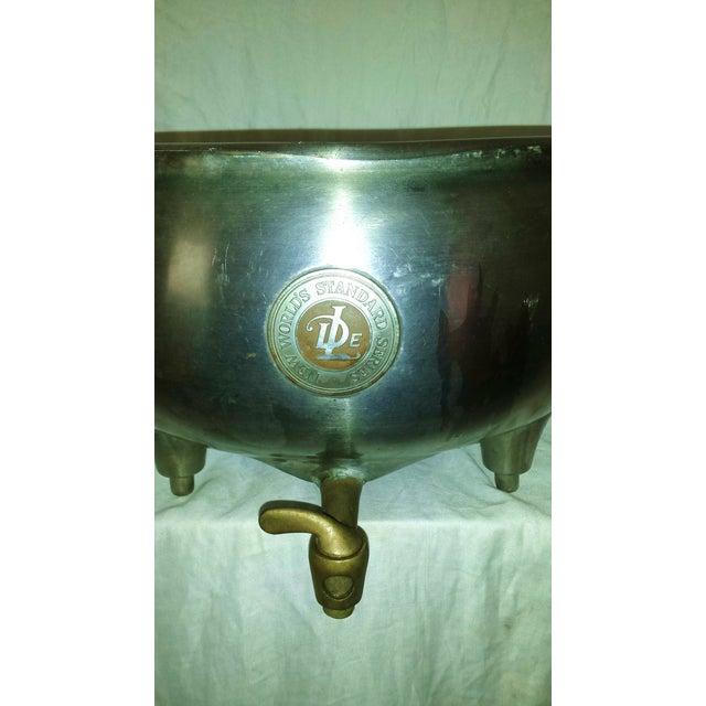 Image of Vintage Industrial Dairy Cream Separator Bowl