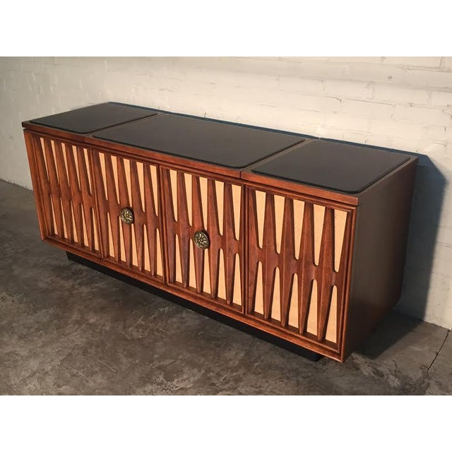 Mid-Century Modern Stereo Console/Credenza - Image 11 of 11