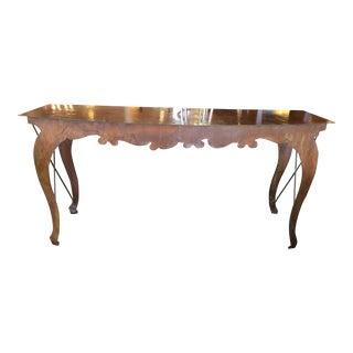 Carl Dern Studio Console Table