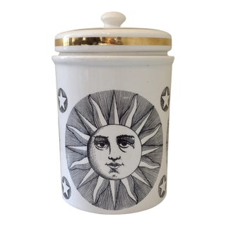 Fornasetti Sun Rice Jar