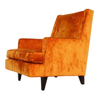 Edward Wormley Easy Chair by Dunbar