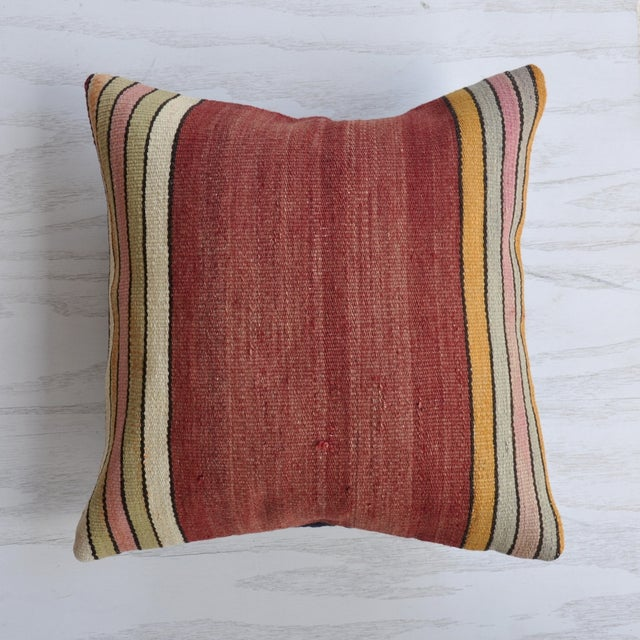 Image of Ankara Vintage Turkish Pillow Cover