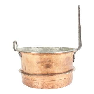 Antique Copper Double Boiler