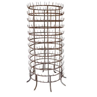 Italian Bottle Rack
