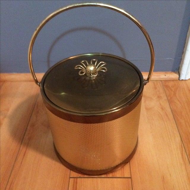 Image of Brass Serv-Master Ice Bucket