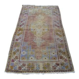 """Oushak Handmade Floor Carpet - 43"""" x 79"""""""