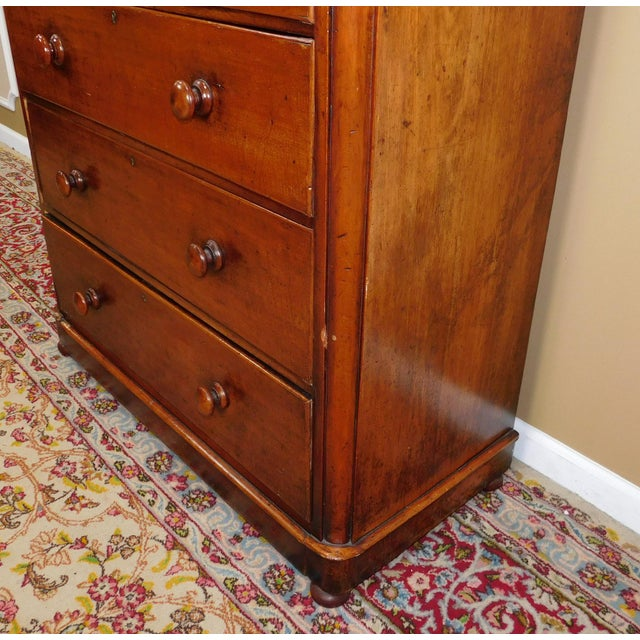 Antique American Empire Chest Of Drawers Chairish