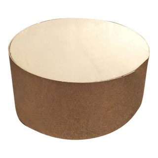 Caracole Round Cocktail Table
