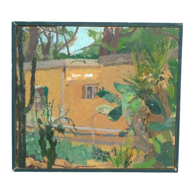 Image of David Goodman Untitled Landscape Painting
