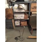 Image of Vintage Jielde Steel Expandable Table/Floor Lamp