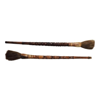 Large Chinese Calligraphy Brushes