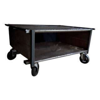 Industrial Multi-Functional Cart