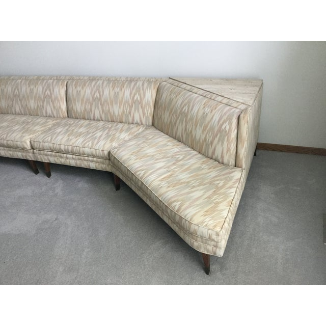 Mid Century Modern Custom Couch - Image 3 of 10