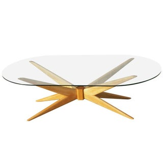 Paul Laszlo Style Coffee Table