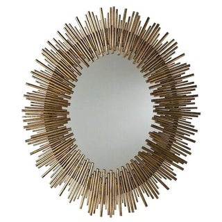 Arteriors Prescott Large Oval Mirror